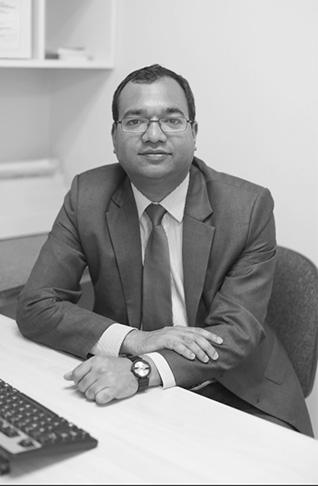 Dr. Arvind Jain